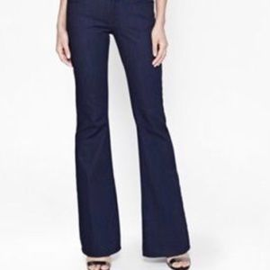 NWOt Anthropologie French connection flare jeans